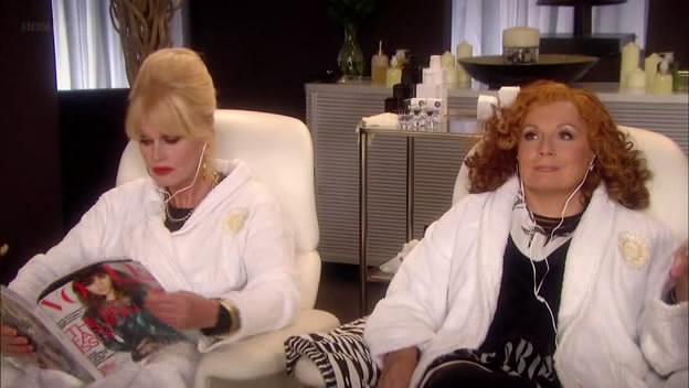 New abfab absolutely fabulous season 6 episode 2 xack for Absolutely fabulous beauty salon